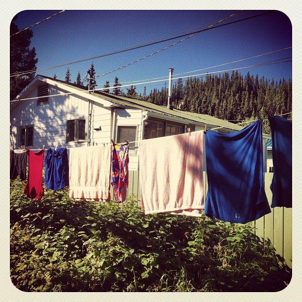 Hung wash