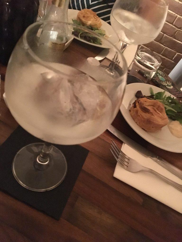 The Gin Club in Soho London