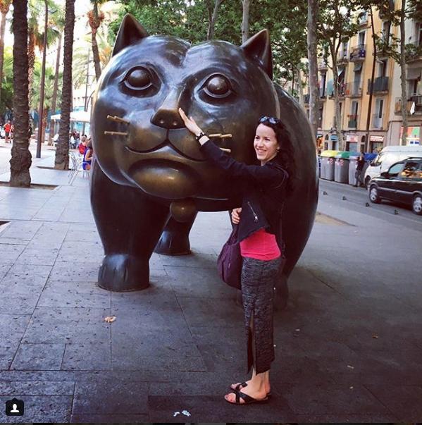 gatto Barcelona