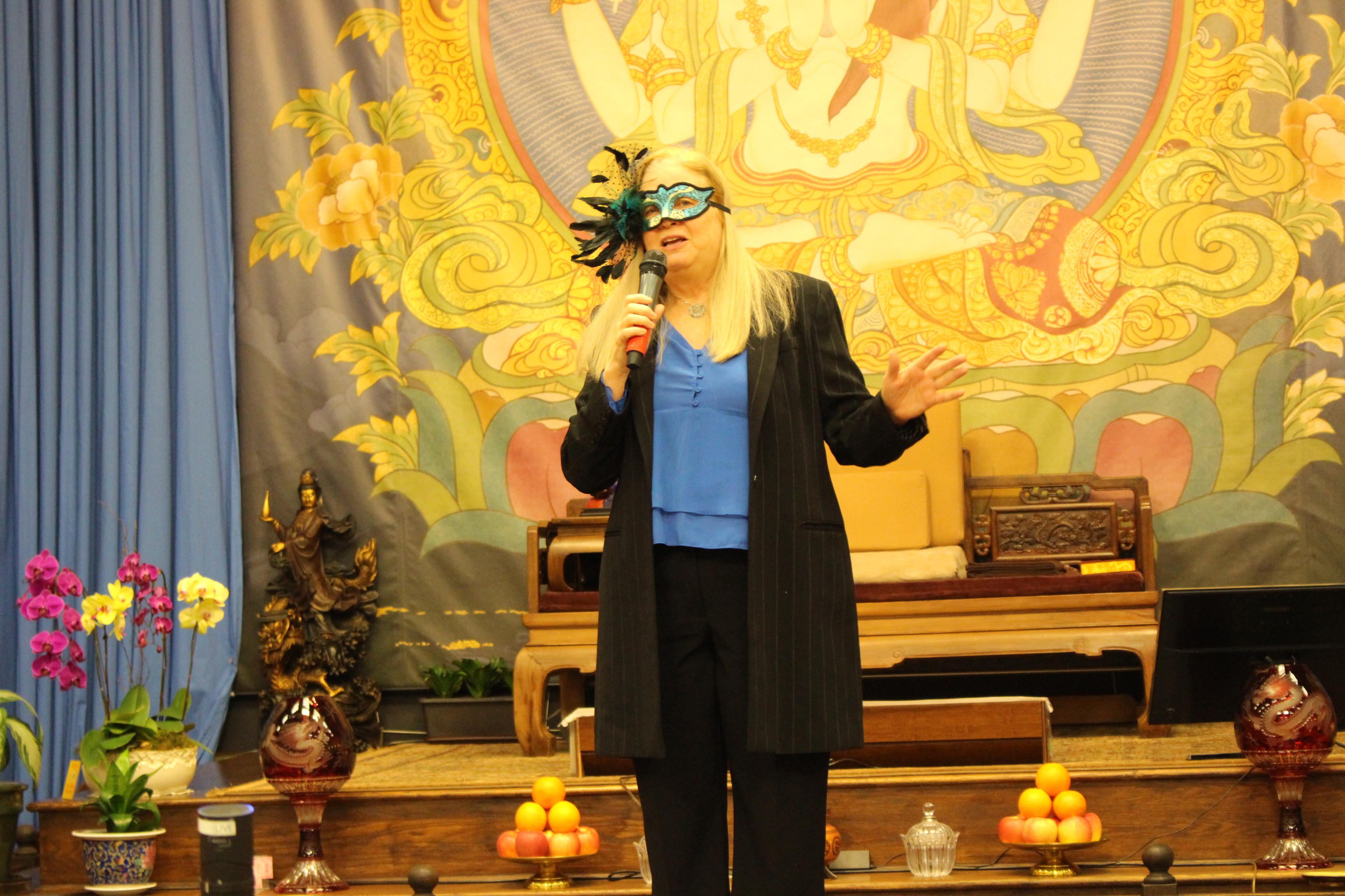 Arlene Kroeker Bodhi Meditation Vancouver