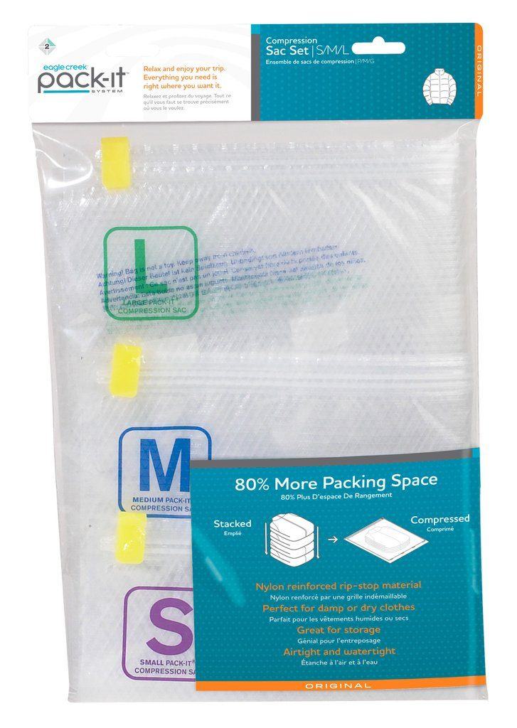 Compression bags traveller gift