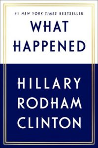 What Happened (Hillary Clinton)