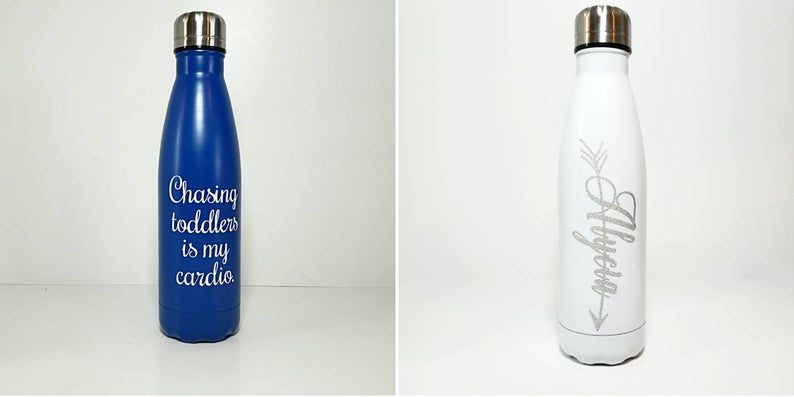 Water bottle etsy