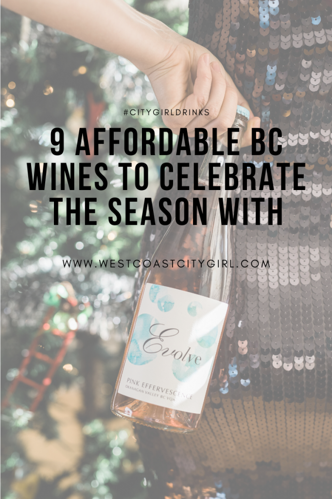 affordable bc wine Christmas