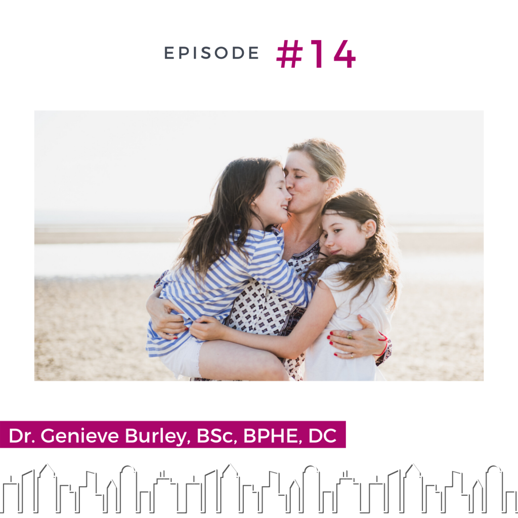 city girl talks podcast genieve burley