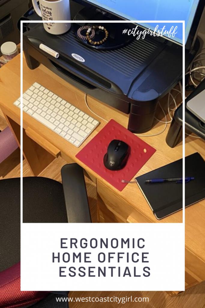 ergonomic home office essentials
