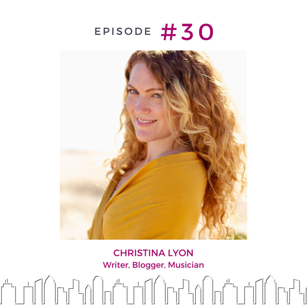 Christina Lyon City Girl Talks