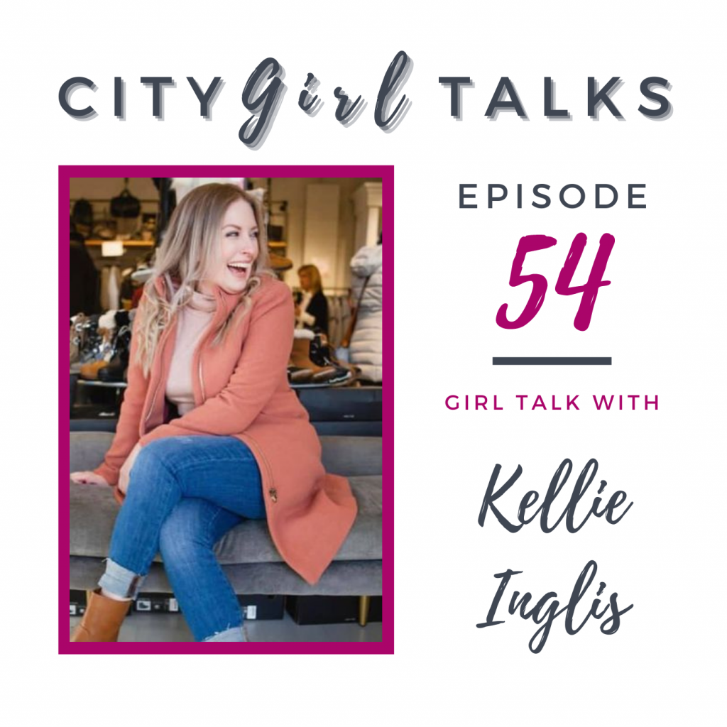 Kellie Inglis from Soul Restyled, guest on the City Girl Talks podcast. Topics include clothing colours, chakras and loving ourselves.